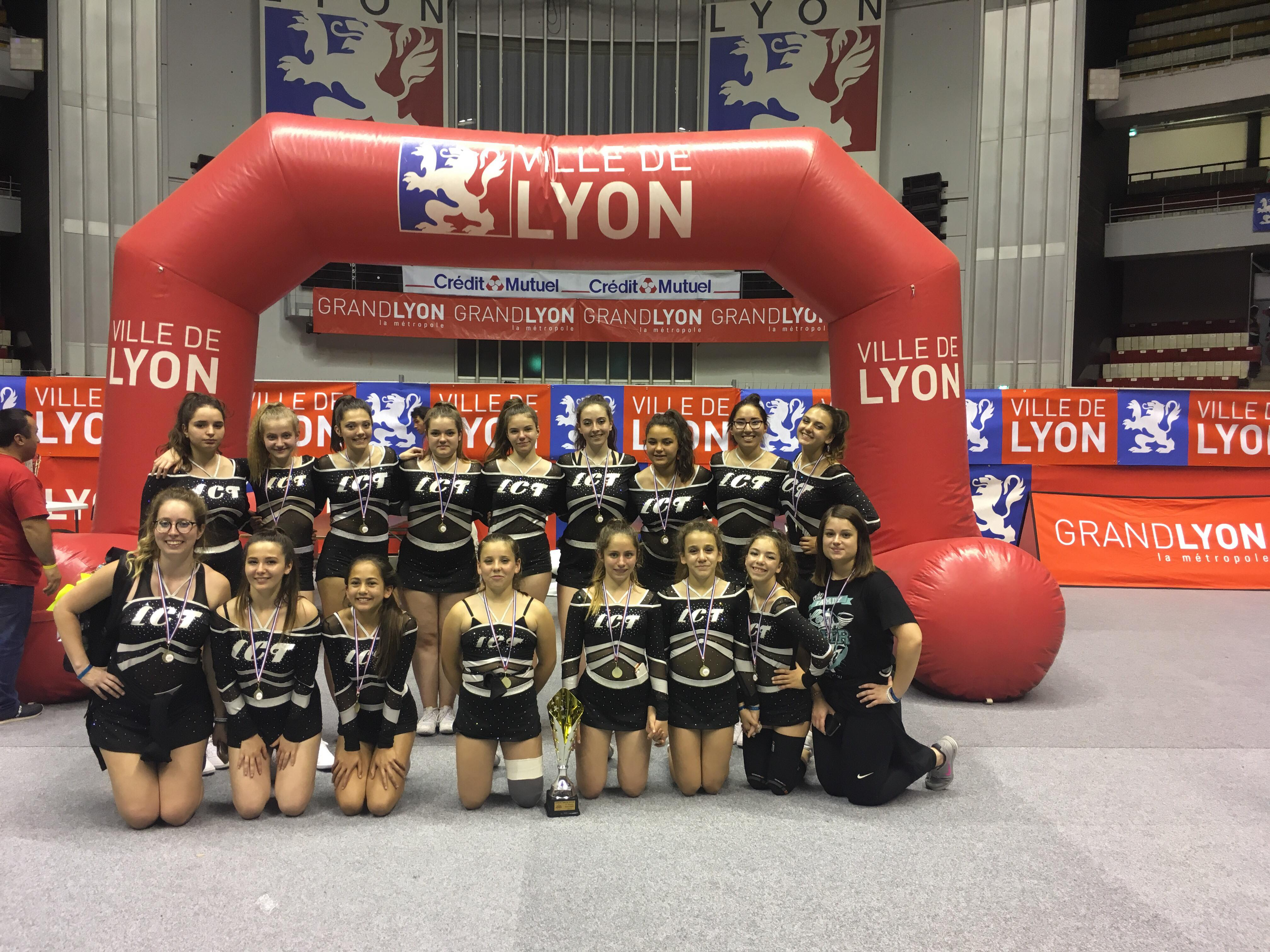 Open de Lyon juniors silverstars 2018