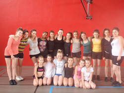 entrainement photo groupe LCT