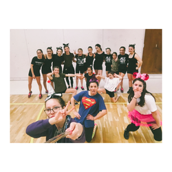 carnaval lct entrainement 2016