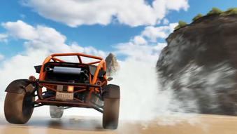 Forza 3: An Australian Odyssey