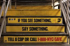 If You See Something Say Someting