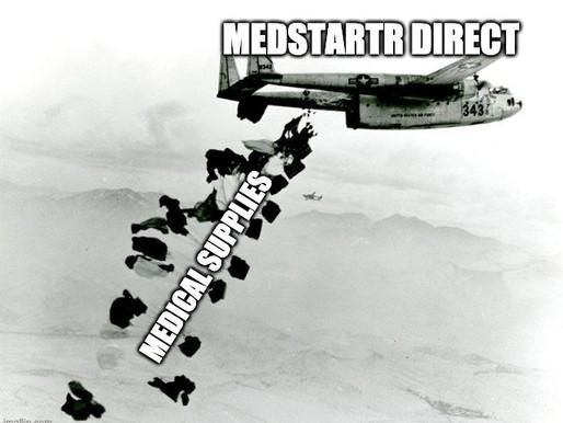 Announcing- MedStartrDirect