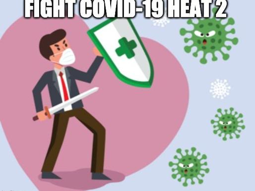 COVID Heat 2