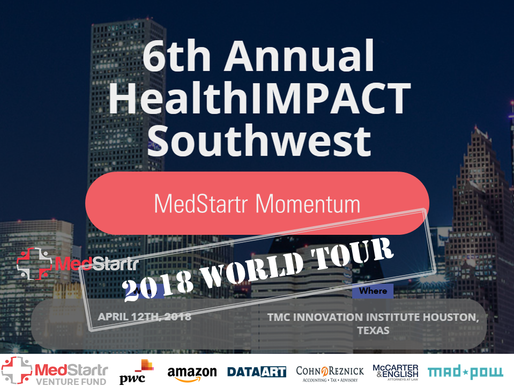 Zibrio Balance Wins #MedMo #Houston at Health Impact Southwest