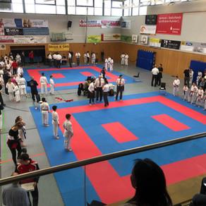 Groß-Umstädter Karatekas erfolgreich bei den Mitteldeutschen Karate Meisterschaften