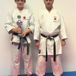Bronzemedaille bei den Bayerischen Karatemeisterschaften