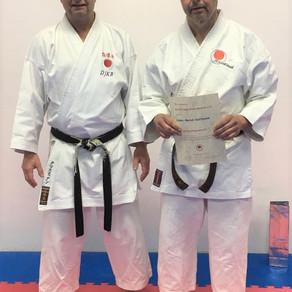 Hans-Bernd Hoffmann - 40 Jahre Karate