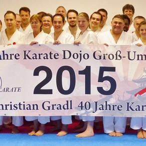 20 Jahre Karate Dojo Groß-Umstadt