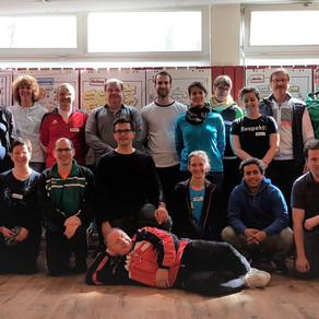 """Seminar in Aschaffenburg, """"Fit für die Vielfalt""""."""