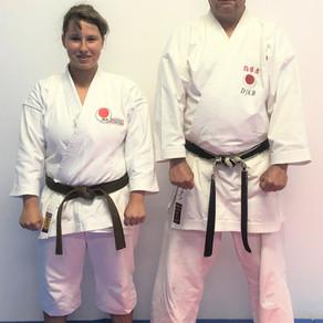 Südwestdeutschen Karatemeisterschaften - Bronze für Sydney Holley