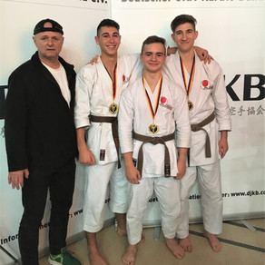 Bronze beim JKA Cup in Bottrop
