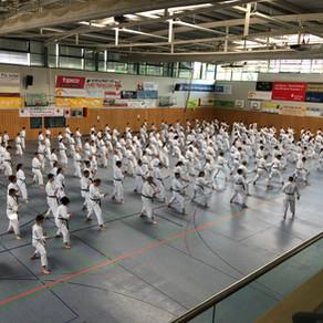 Vier Tage Karate-Hochburg