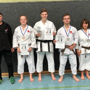 Die Sieger vom Shobu-Ippon-Cup in Darmstadt.