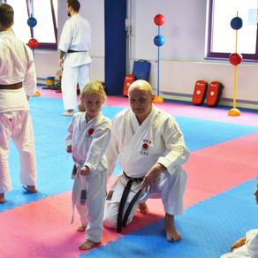 Tag der offenen Tür im Karate Dojo Groß-Umstadt
