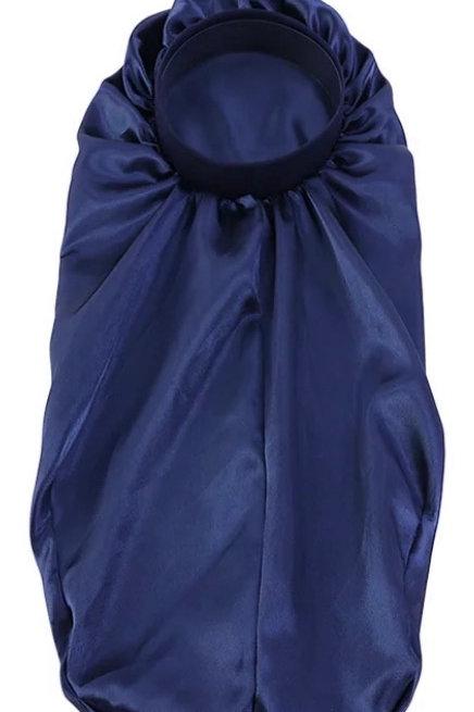 BLUE Long Bonnet