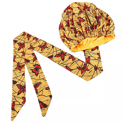 Yellow Butterfly Wrap