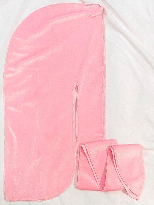 EXCLUSIVE Pink Velvet Durag