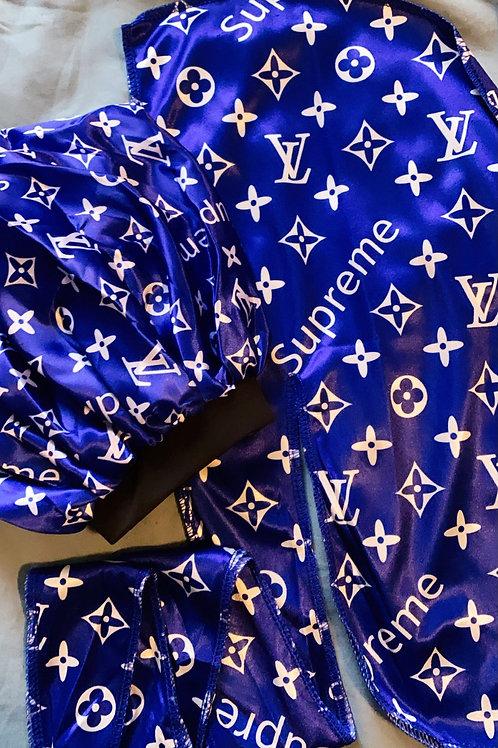 BLUE LV Supreme Set