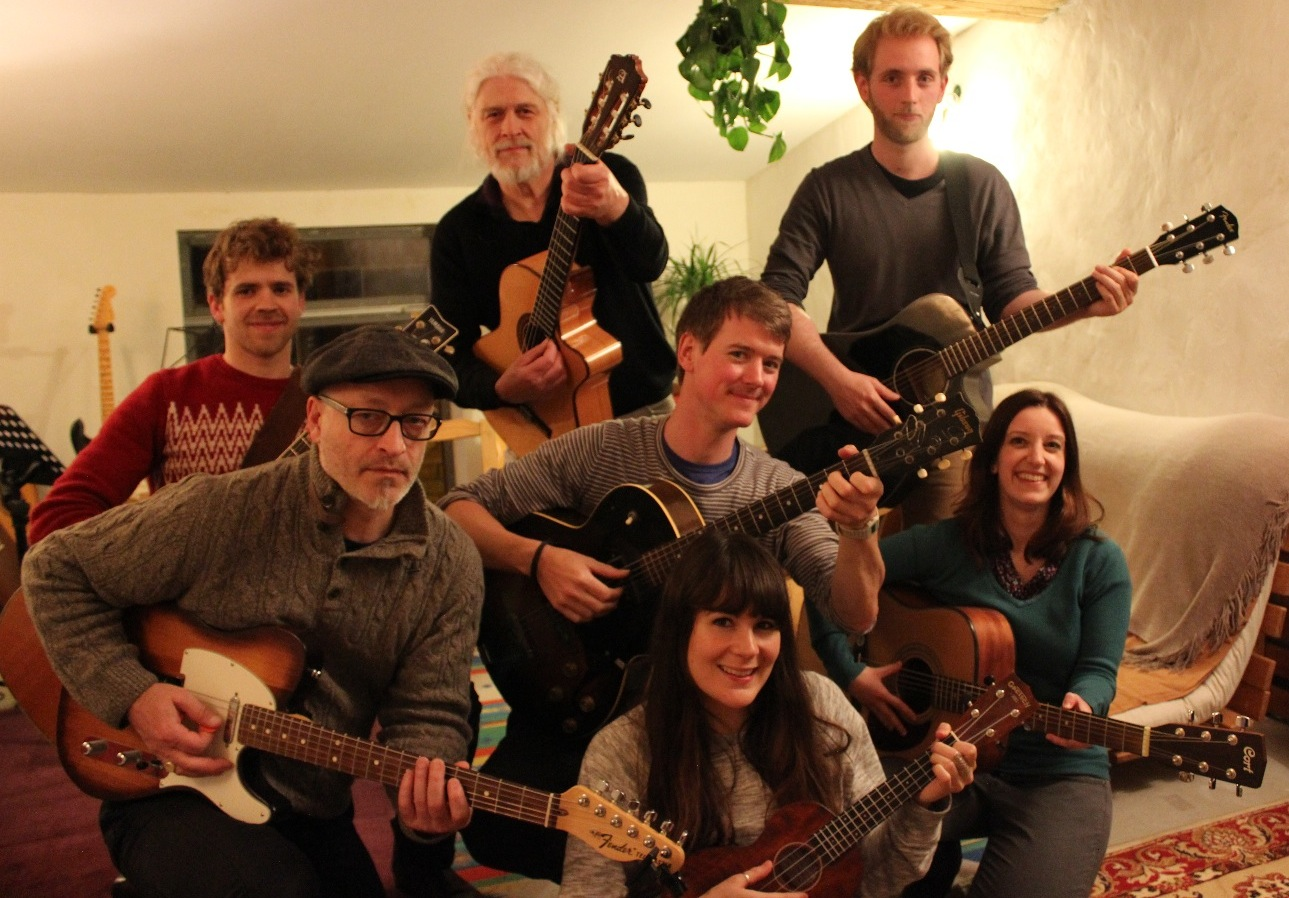 Guitar Retreat - May 2016