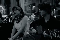 Pete McGrane & Liv Monaghan