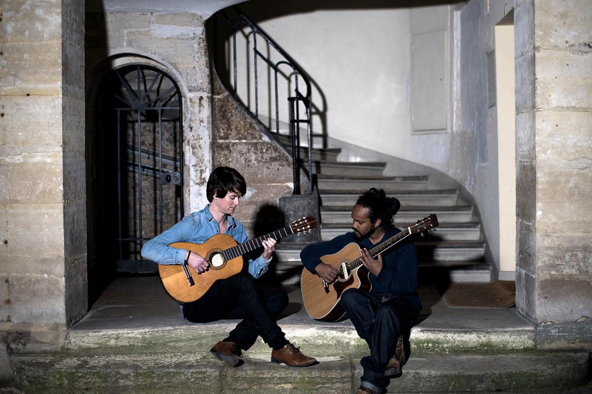 Pete McGrane & Jovanny Parvedy
