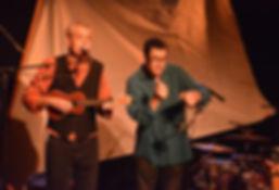 En concert au Théâtre La Ruche à Nantes