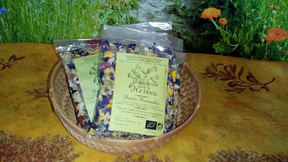 Tisane des fleurs Pectorales 15 g