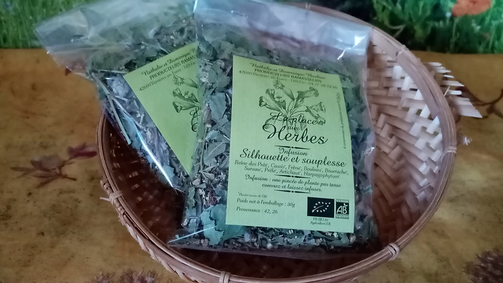 Infusion Silhouette Souplesse 50 g