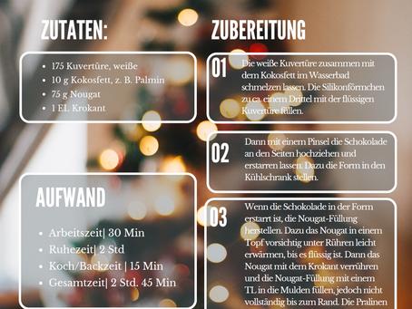 17. Dezember - Das quiub Pralinen-Rezept