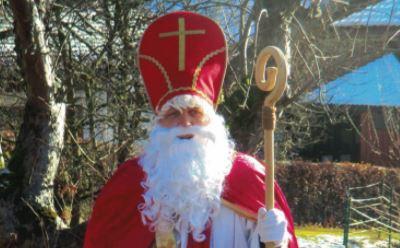 06. Dezember – Was hat unser Chef mit dem Nikolaus zu tun?