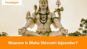 Waarom is Maha Shivratri bijzonder?