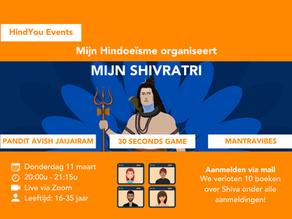 HindYou Event: MIJN SHIVRATRI