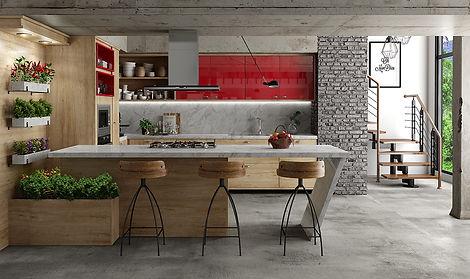GGP Studio Cozinha Planejada Cristallo B