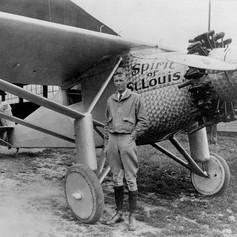 Lindbergh, Spirit St. Louis © Alamy