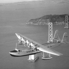 Pan Am Clipper survey flight © PAHF