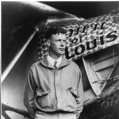 Charles Lindbergh, 1927