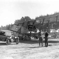 Martin MB-1 bomber, 1918
