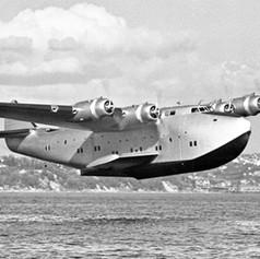 Boeing 314 1st flight 1938 © Boeing
