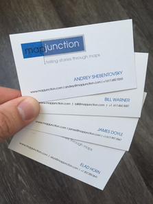 Business Cards - Front