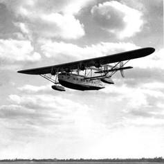Pan Am S-40, Miami, ca 1930s