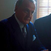 Character: Secretary of State Frank Kellogg / Played by Tom Kemp