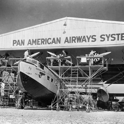 Pan Am Southern Clipper, Miami