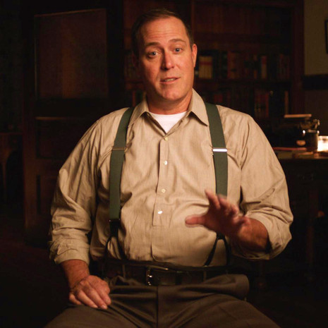 Character: Bill Grooch / Played by Robert Bogue