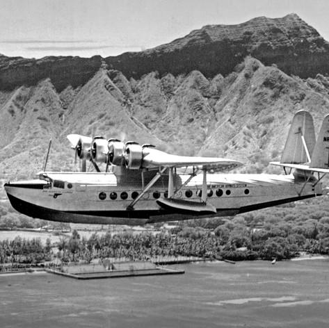 S-42 at Diamond Head Apr.1935 © PAHF