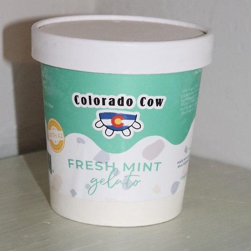 Fresh Mint Chip Gelato