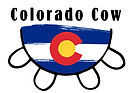 Colorado Cow Logo