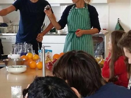 Hälsosnack presenterar sockersmarta Susanna