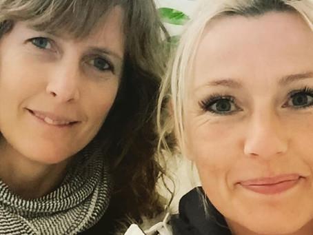 Ann Fernholm uppmärksammar Sockersmarts arbete