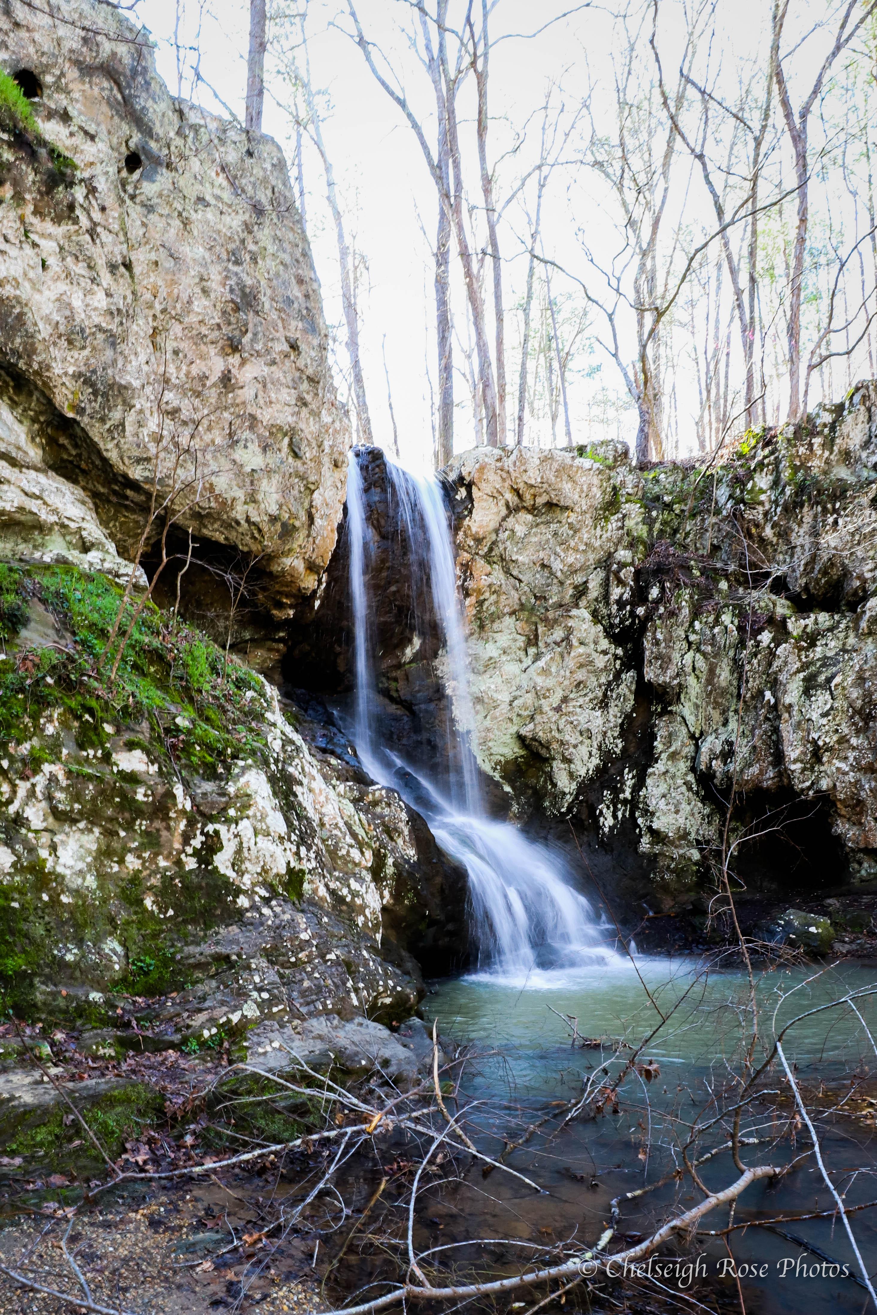 High Shoals Falls, GA