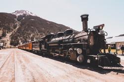 Durango & Silverton Historic Train